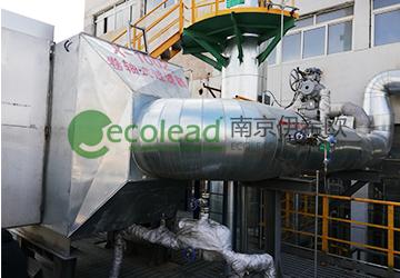 锦州石化管道型自动卷绕式过滤器