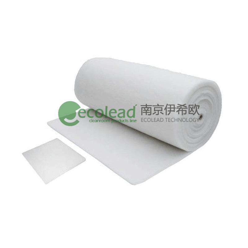 卷绕式专用过滤棉