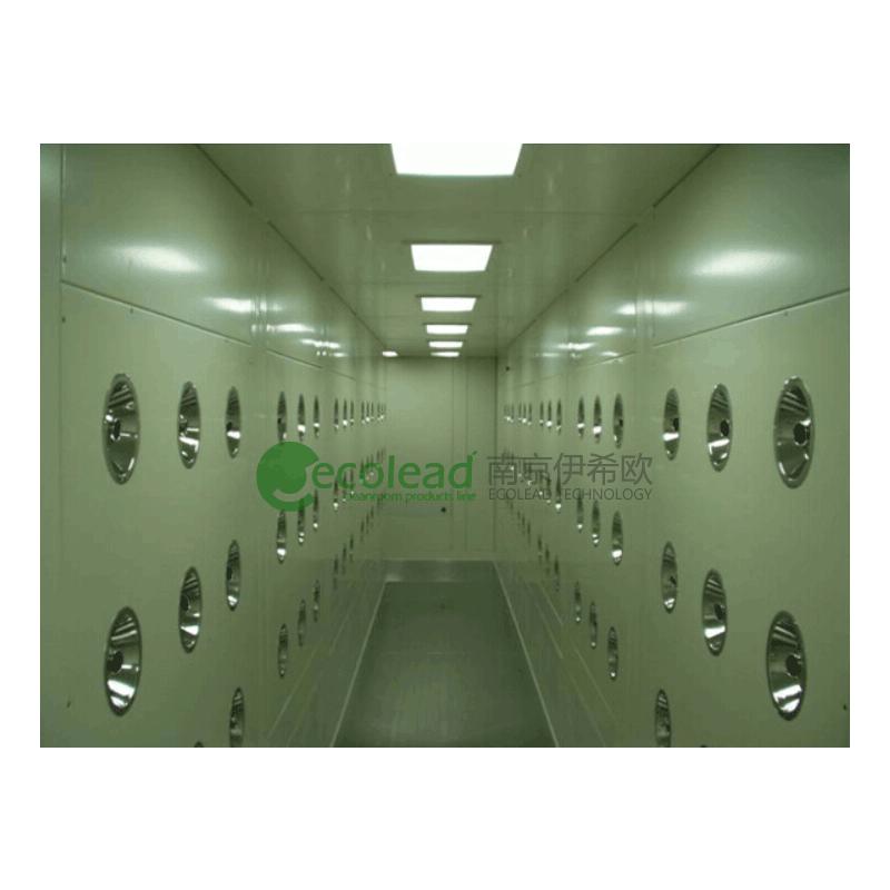 人员风淋室-隧道型