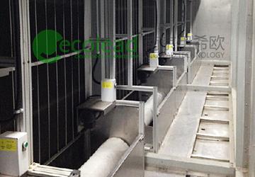 SK海力士半导体(中国)有限公司自动卷帘空气过滤器