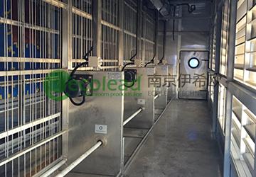 天津三星电机自动卷帘式过滤器