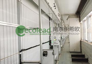 武汉华星光电自动卷绕式过滤器