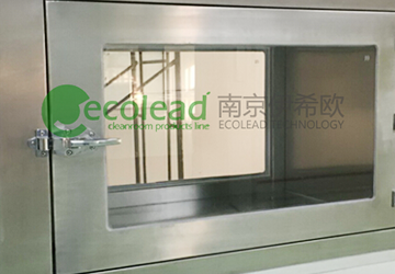 南京三乐电子信息产业集团有限公司自动不锈钢风淋室