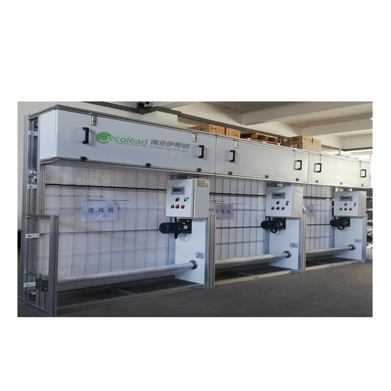标准型自动卷帘式过滤器