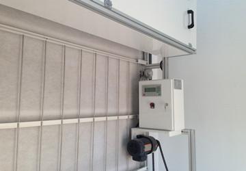 镇江市水业总公司城市有机质协同处置中心-自动卷绕式过滤器