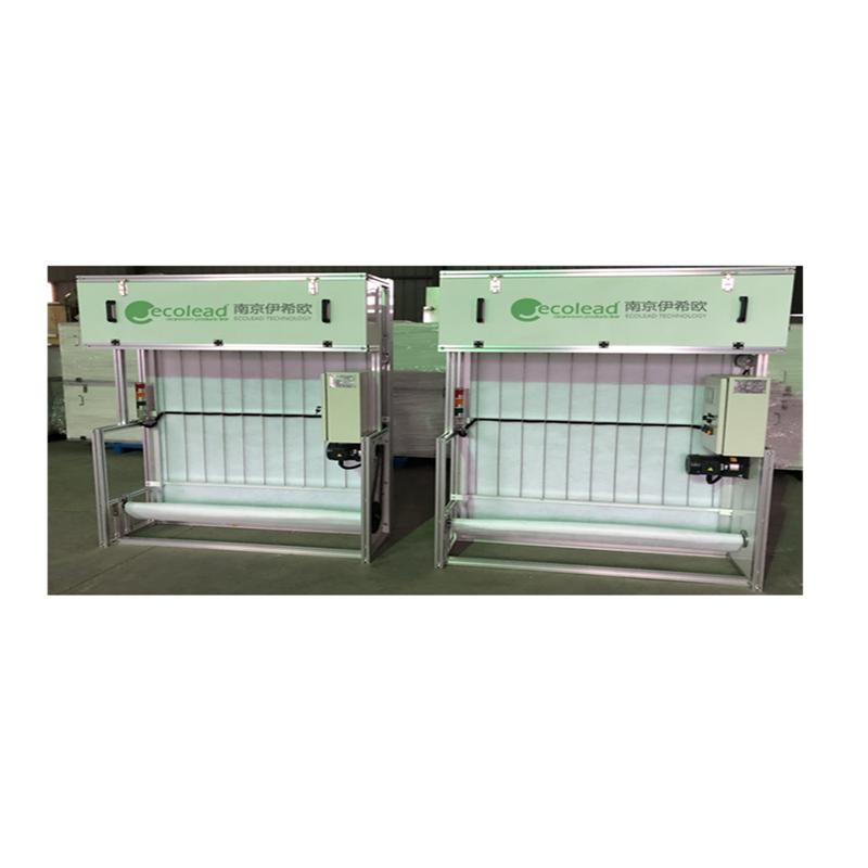 南京伊希欧 标准型自动卷帘式过滤器