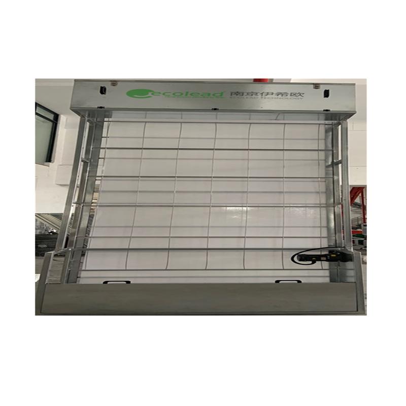 镀锌方管材质-自动卷绕式过滤器