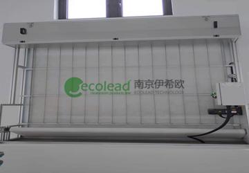 苏州市吴江区桃源镇污水处理厂新风预处理自动卷帘式过滤器
