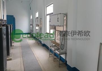 山东省滨州市新城污水厂卷帘自动过滤器