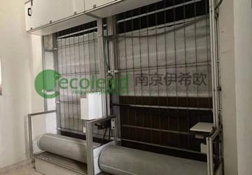 苏州高铁新城污水处理厂电动型卷轴式过滤器